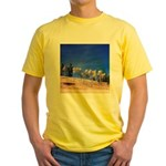 Aspens on Hill Yellow T-Shirt