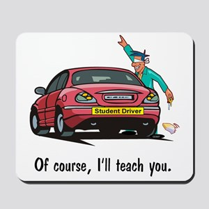 Scott Designs Mousepad