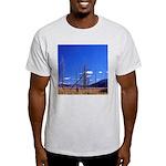 Yellowstone river flat Light T-Shirt