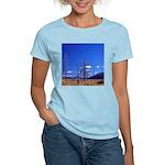 Yellowstone river flat Women's Light T-Shirt