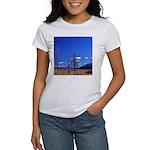 Yellowstone river flat Women's T-Shirt