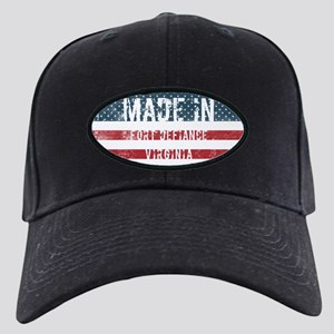 Made in Fort Defiance, Virgin Black Cap with Patch