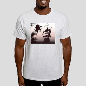 Pirate Ship Light T-Shirt