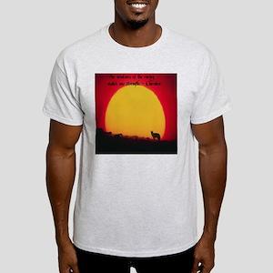 Cherokee Proverb Light T-Shirt