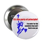 It's the Party of Principle! Button (100 pk)