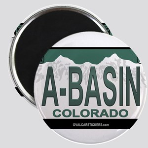 A-Basin Plate Magnets
