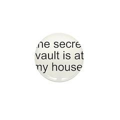 Secret Vault Mini Button