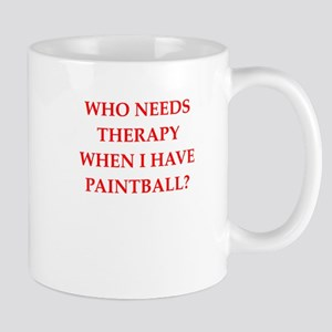 PAINTBALL Mugs