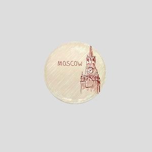 Moscow Mini Button