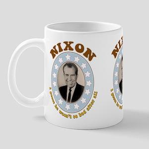 Bring Back Nixon Mug