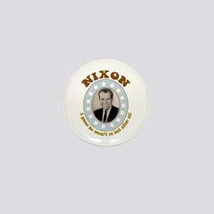 Bring Back Nixon Mini Button