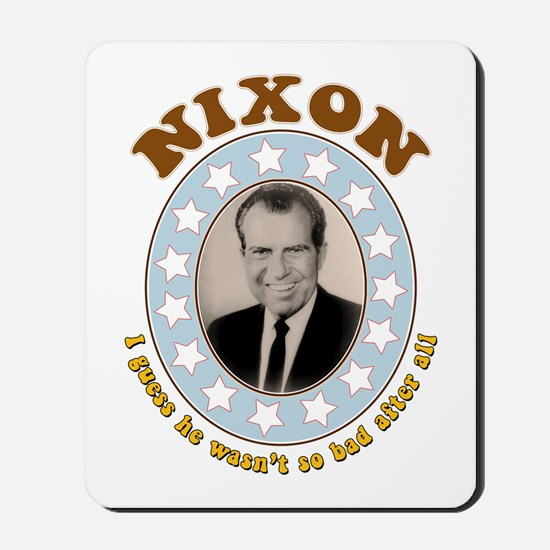 Bring Back Nixon Mousepad