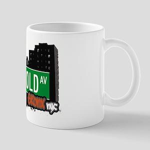 Griswold Av, Bronx, NYC Mug