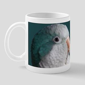 Blue Quaker Parakeet Mug
