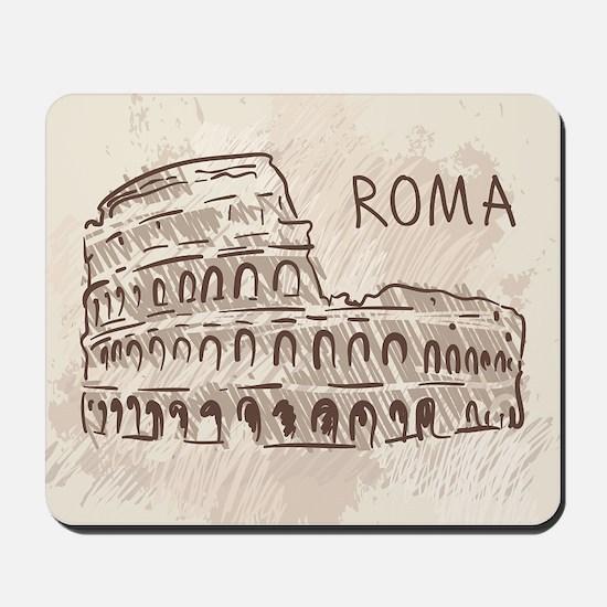 Rome Mousepad