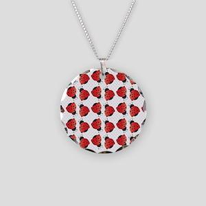 Cute Ladybugs Necklace