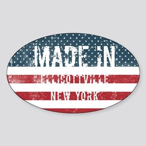 Made in Ellicottville, New York Sticker