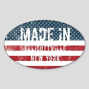 Made in Ellicottville, New York Sticker