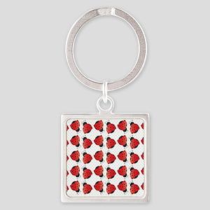 Cute Ladybugs Keychains
