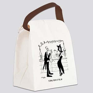 Formal Friday at The Lab Canvas Lunch Bag
