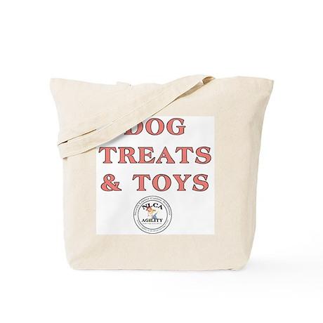 Dog Treats Tote Bag
