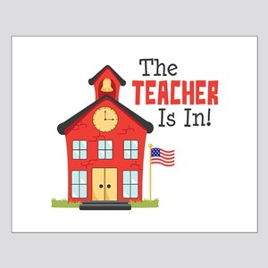 The Teacher Is In! Posters