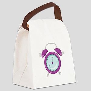 Ringing Alarm Clock Canvas Lunch Bag