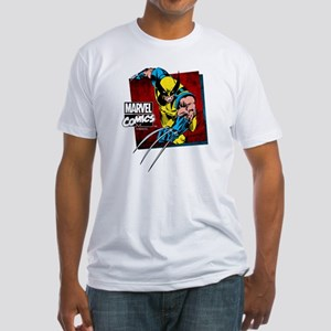 Wolverine Square Fitted T-Shirt