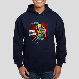 Wolverine Square Hoodie (dark)