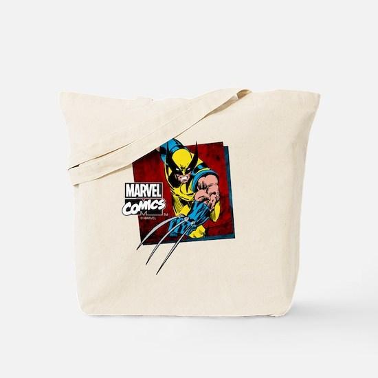 Wolverine Square Tote Bag