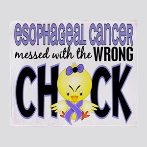 - Esophageal Cancer Messed With Wron Throw Blanket
