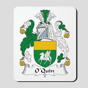 O'Quin I Mousepad