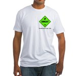 Sweat Fitted T-Shirt