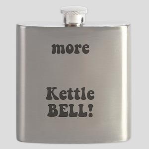 More Kettlebell Flask