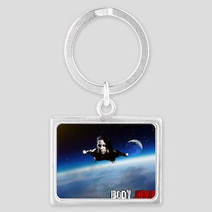 Shia'Ra Flying Landscape Keychain