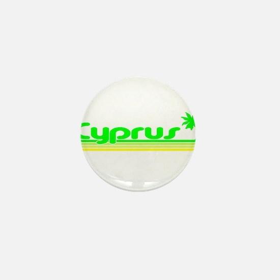 Cyprus Mini Button