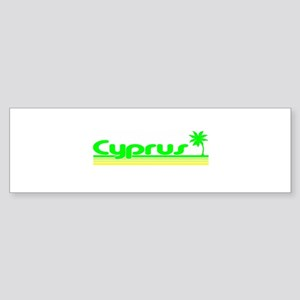 Cyprus Bumper Sticker
