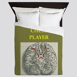 chess Queen Duvet
