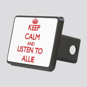 Keep Calm and listen to Allie Hitch Cover