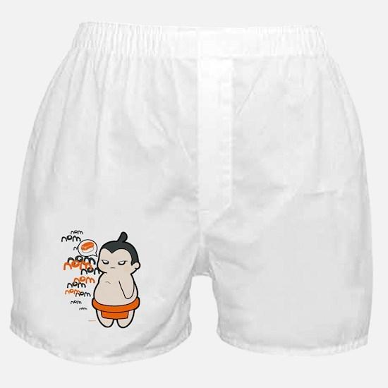 Ugo the Sumo Boxer Shorts