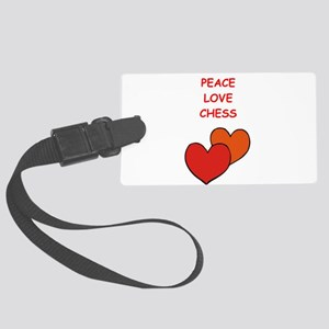 chess Luggage Tag