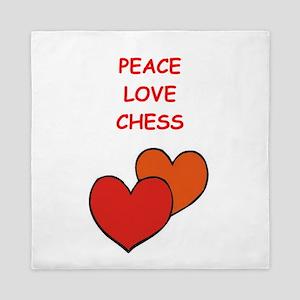 chess Queen Duvet