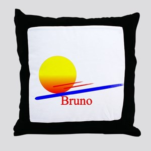 Bruno Throw Pillow