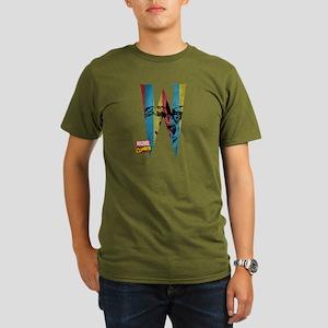 Wolverine W Organic Men's T-Shirt (dark)