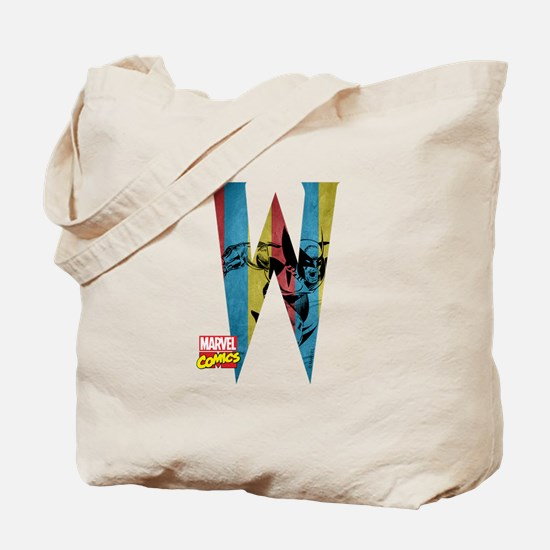 Wolverine W Tote Bag