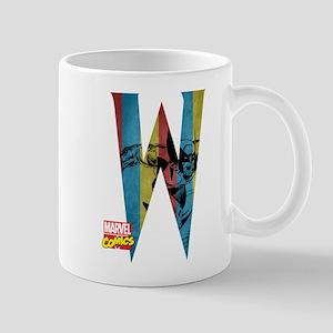 Wolverine W Mug