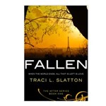 Fallen Postcards (Package Of 8)