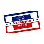 Scrapple is life Wall Decal