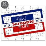Scrapple is life Puzzle