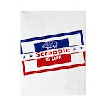 Scrapple is life Twin Duvet
